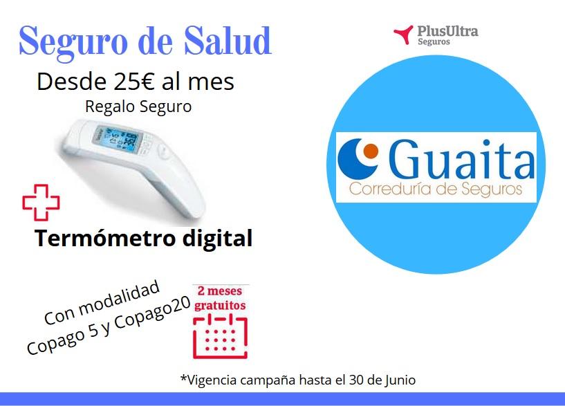 Imagen Campaña Salud blog seguros guaita