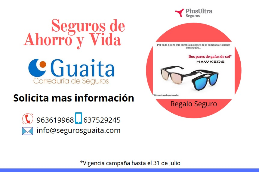 Imagen Campaña Vida blog seguros guaita
